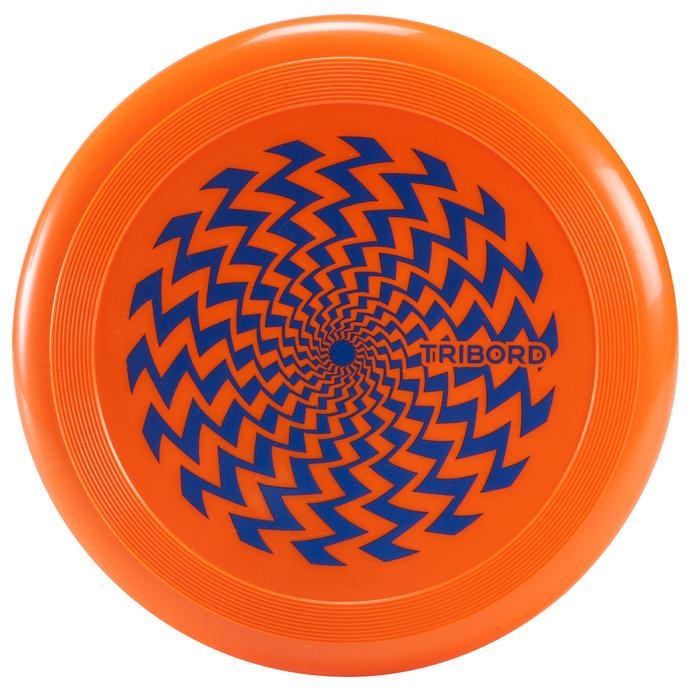 Wurfscheibe D90 Geo orange