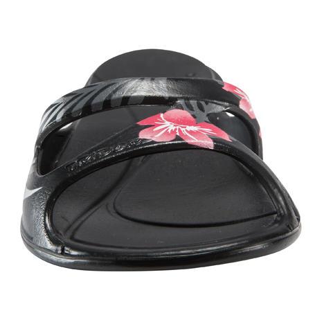 SLAPS INJ Women's Flip-Flops - Black