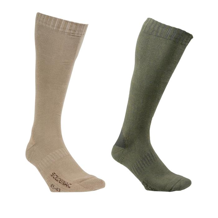 Chaussettes chasse Allseason High x2 - 140327