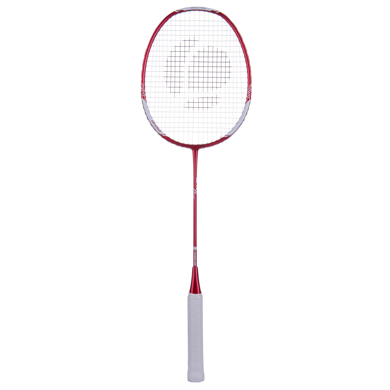 Badmintonracket volwassenen BR710 rood