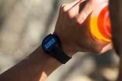 Ditigaal sporthorloge met stopwatch voor heren W100 M zwart - 140830