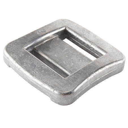 Uncoated diving weight 1 kg for diving, spearfishing, freediving