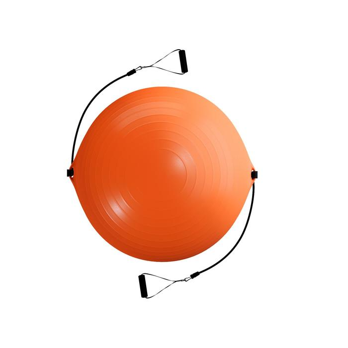 SWISS BALL 120 PILATES LARGE + ELASTIQUES - 1411109