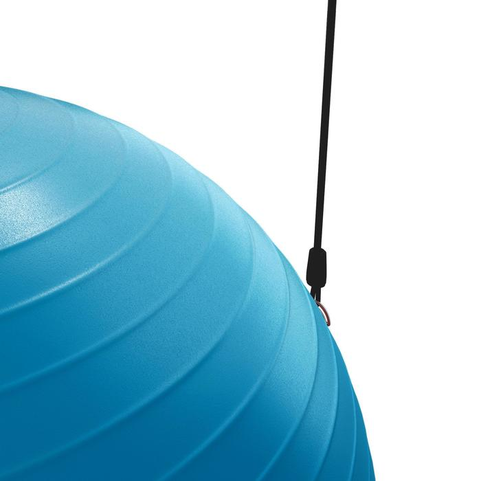 SWISS BALL 120 PILATES MEDIUM + ELASTIQUES - 1411116