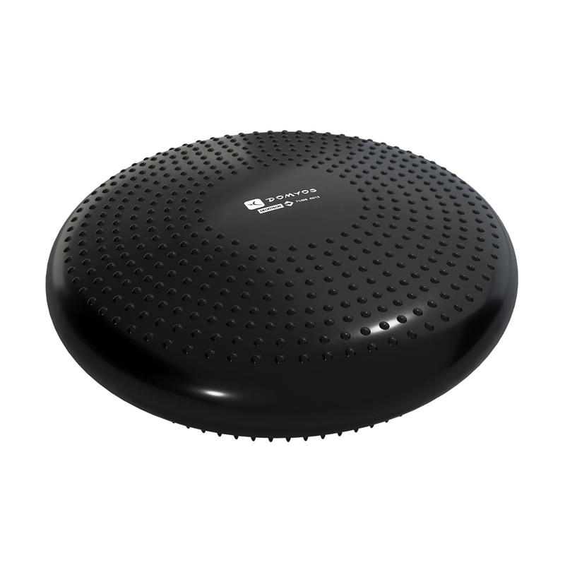 Reversible and Adjustable Soft Disc Balance Cushion