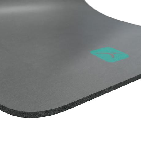 tapis de sol confort pilates gris domyos by decathlon. Black Bedroom Furniture Sets. Home Design Ideas