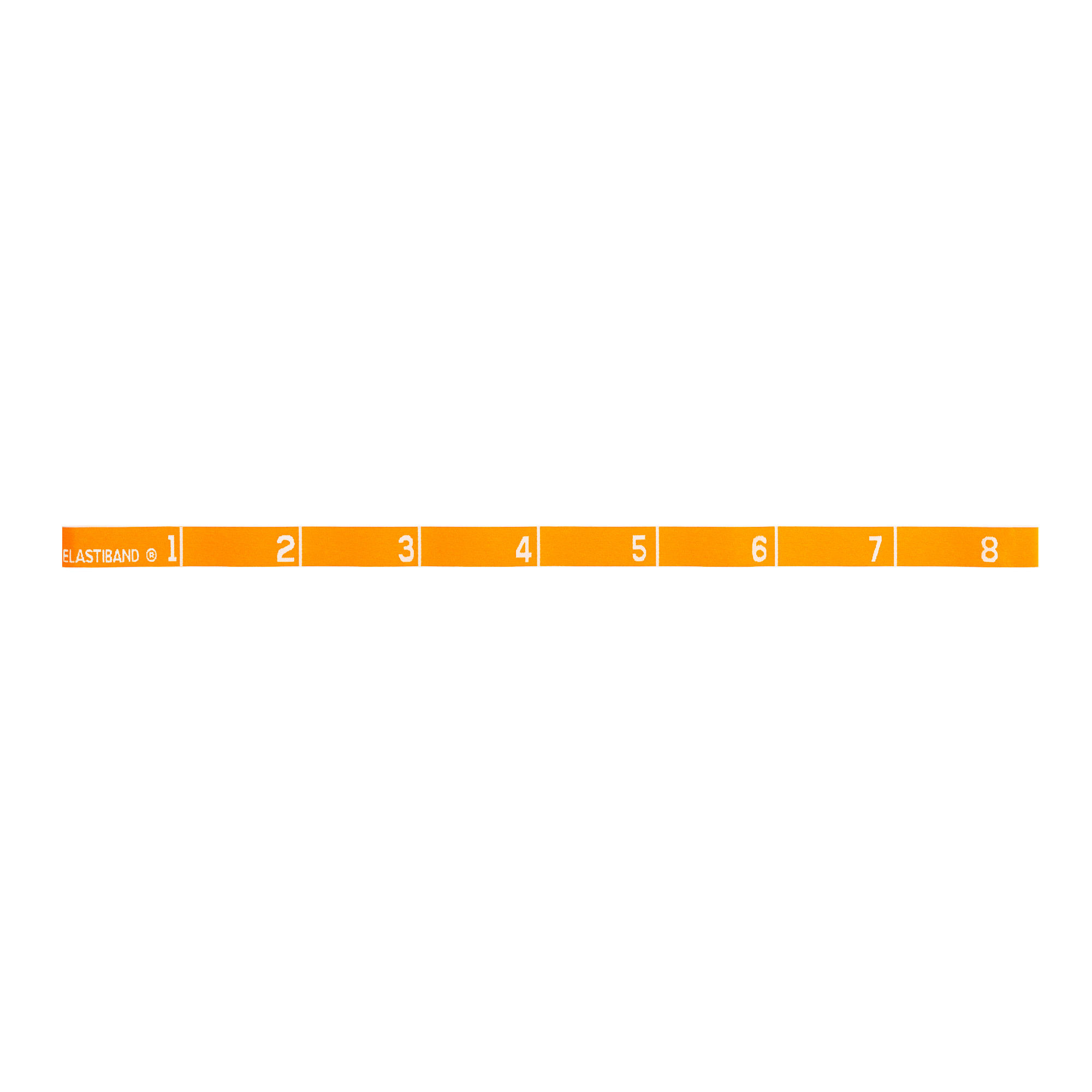 500 Pilates Stretching Fabric Elastic Band with Handles High Resistance