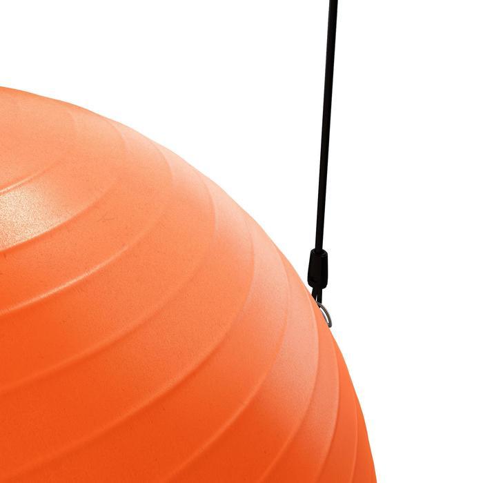 SWISS BALL 120 PILATES LARGE + ELÁSTICOS