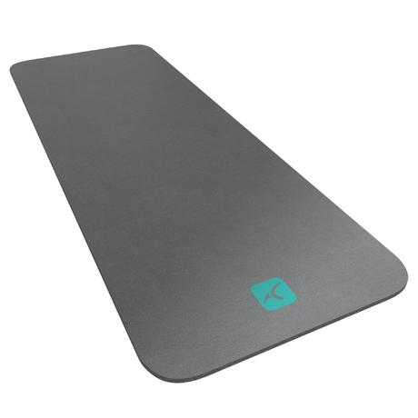 Tapis de sol confort pilates gris domyos by decathlon - Tapis sol decathlon ...