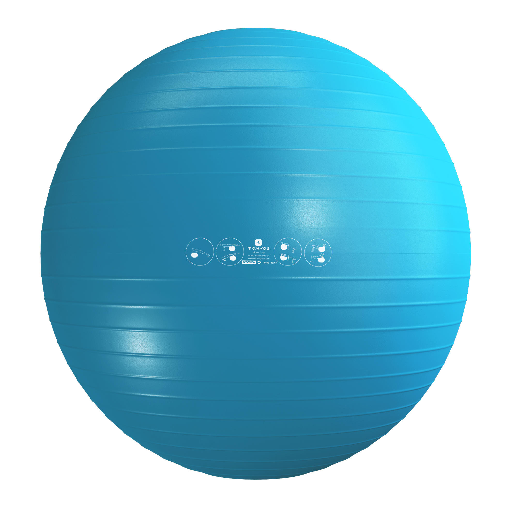 Anti-Burst Gym Ball - Medium
