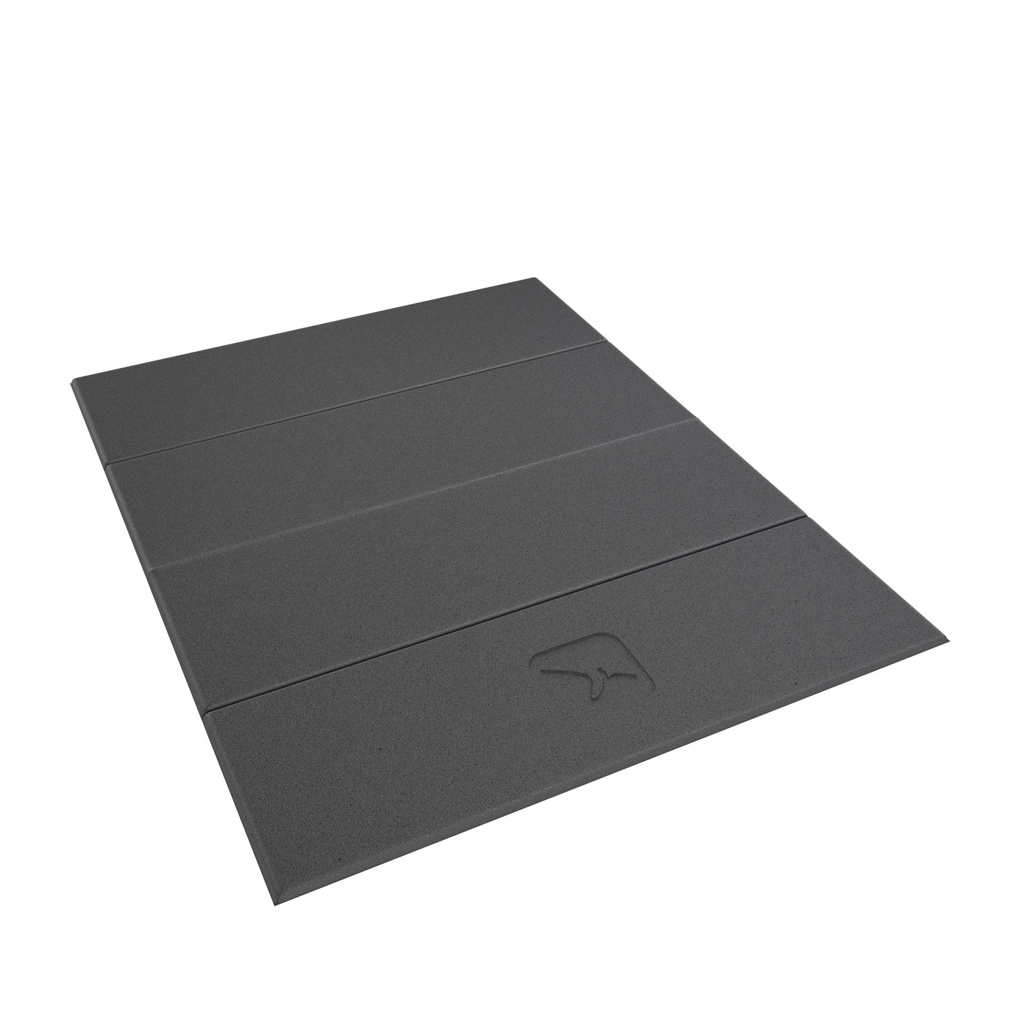 Mini Gym Mat for Core Work, Weight Training, Stretching