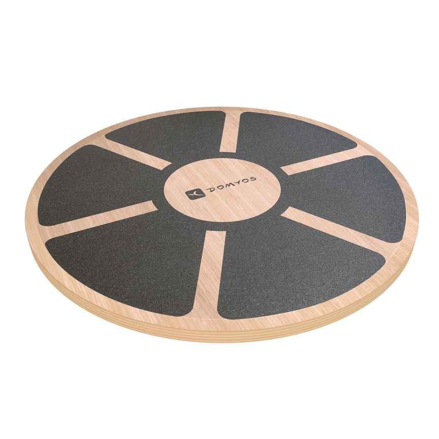 Nyamba Gleichgewichtsboard Balance Board aus Holz für nur 19,49€ statt 24,99€