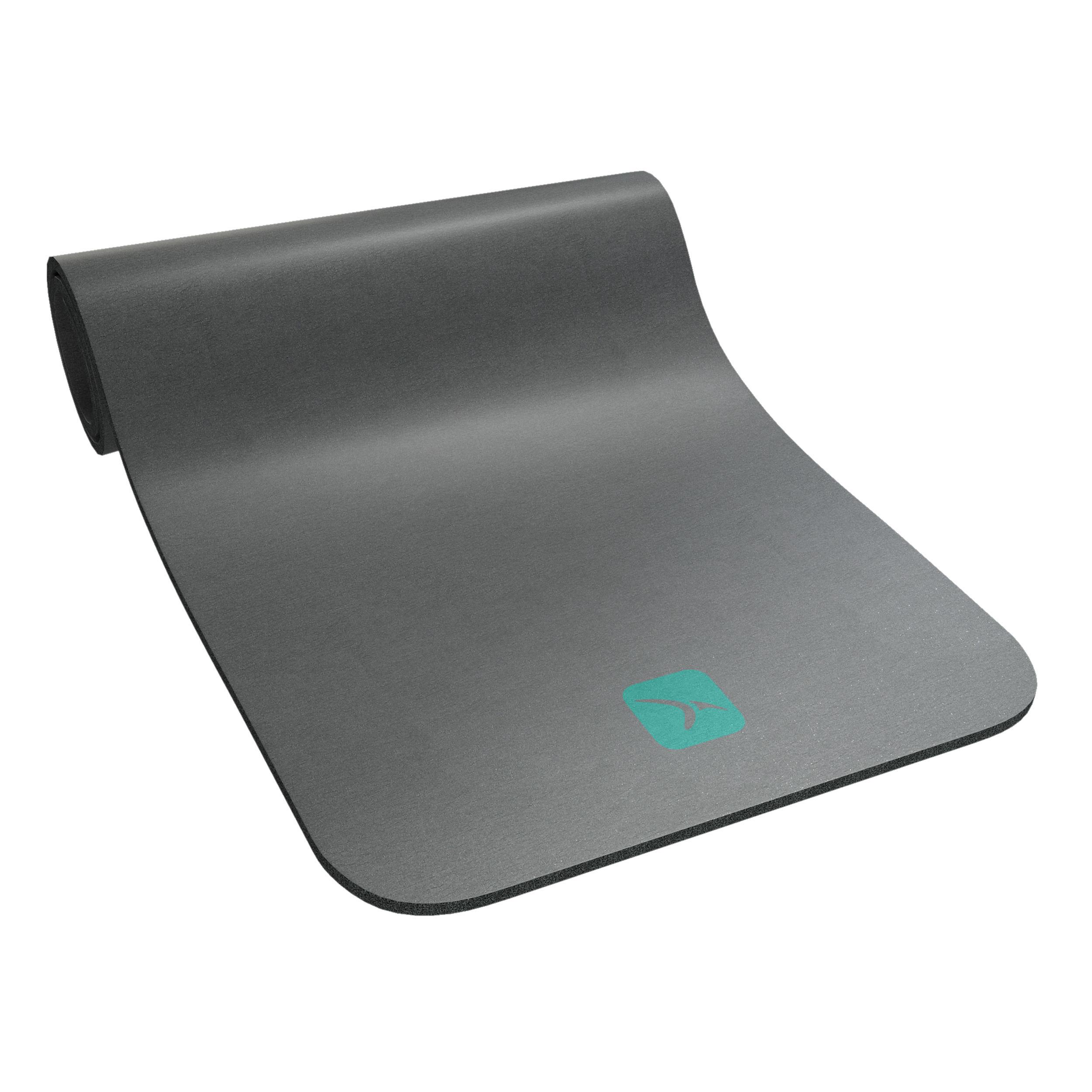 Tapis pilates confort Gris