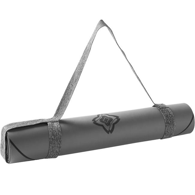 Dynamic Yoga Mat Grip + 5mm - Grey