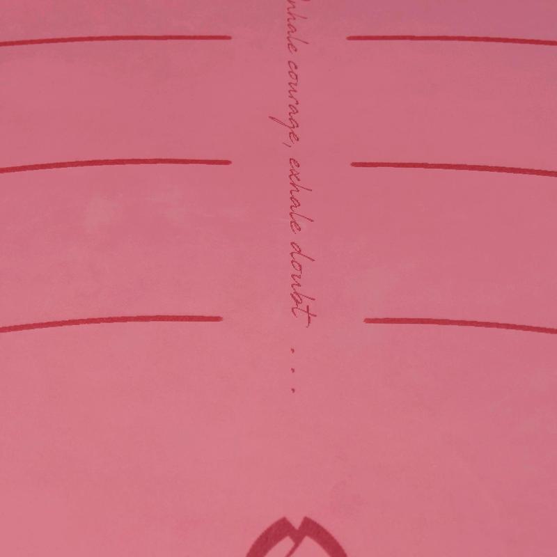Studio Dynamic Yoga Mat 5mm - Pink