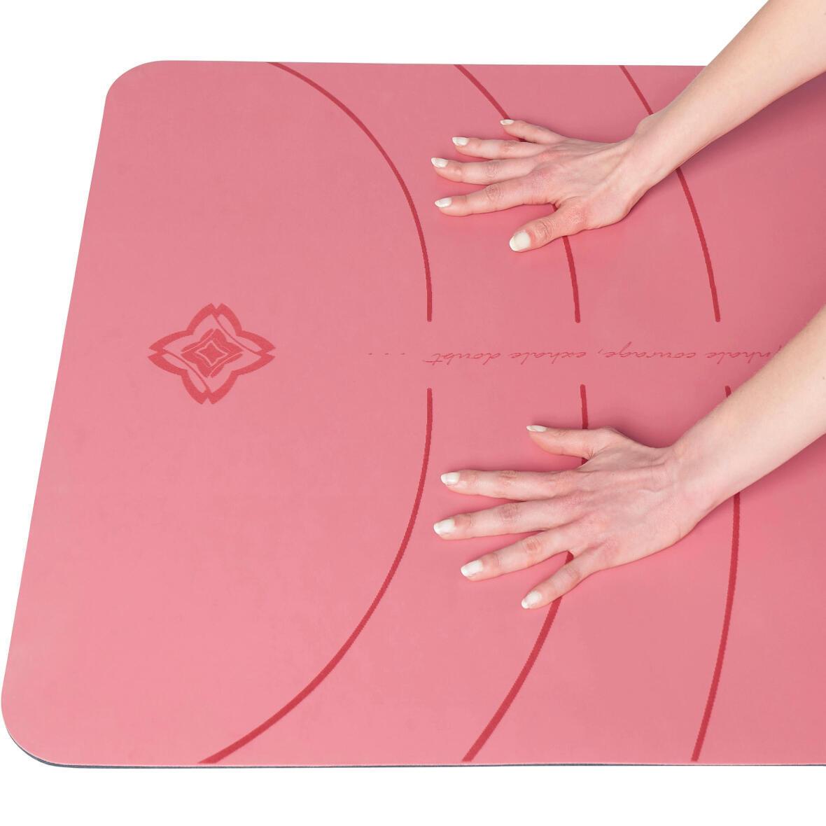 如何選擇瑜珈墊-防滑