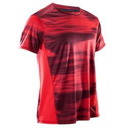 Fitness T-shirt FTS120 voor heren, voor cardiotraining