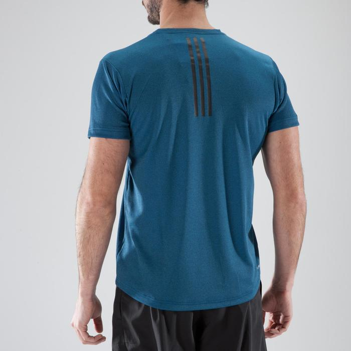 T-shirt fitness cardio-training homme FREELIFT bleu - 1411312