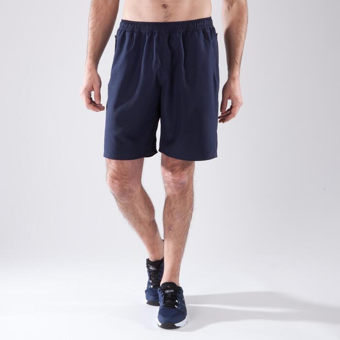 Short cardio fitness homme FST 120 marine