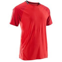 T-Shirt FTS 920 Fitness-/Cardiotraining Herren rot