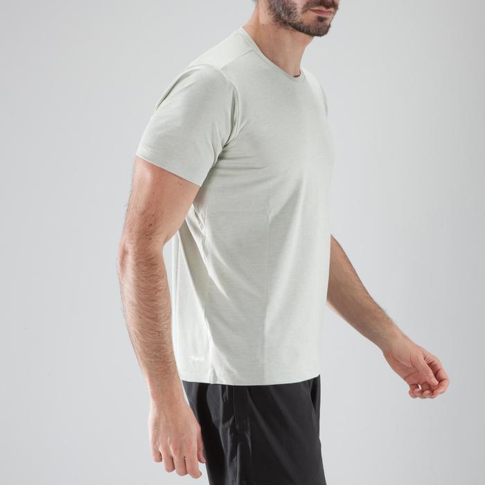 T-shirt fitness cario-training homme ADIDAS FREELIFT beige - 1411488