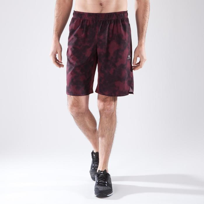Short fitness cardio homme  FST500 - 1411522