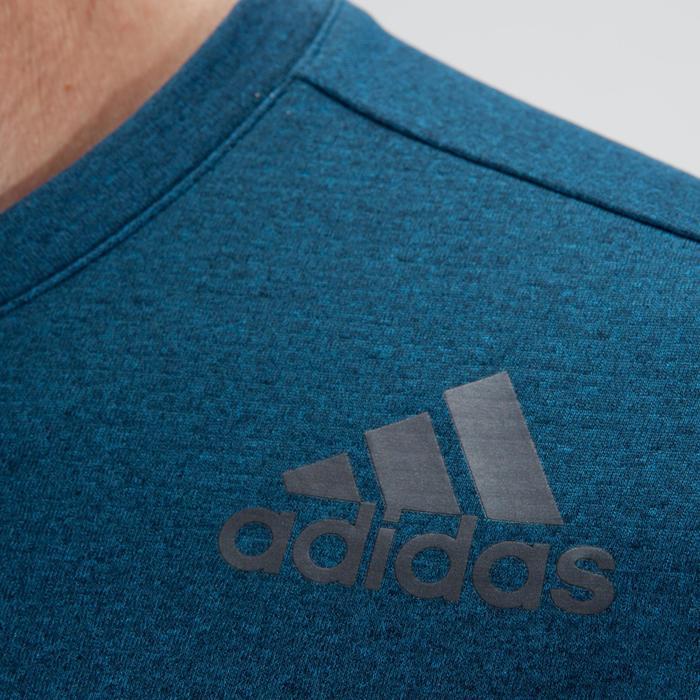 T-shirt fitness cardio-training homme FREELIFT bleu