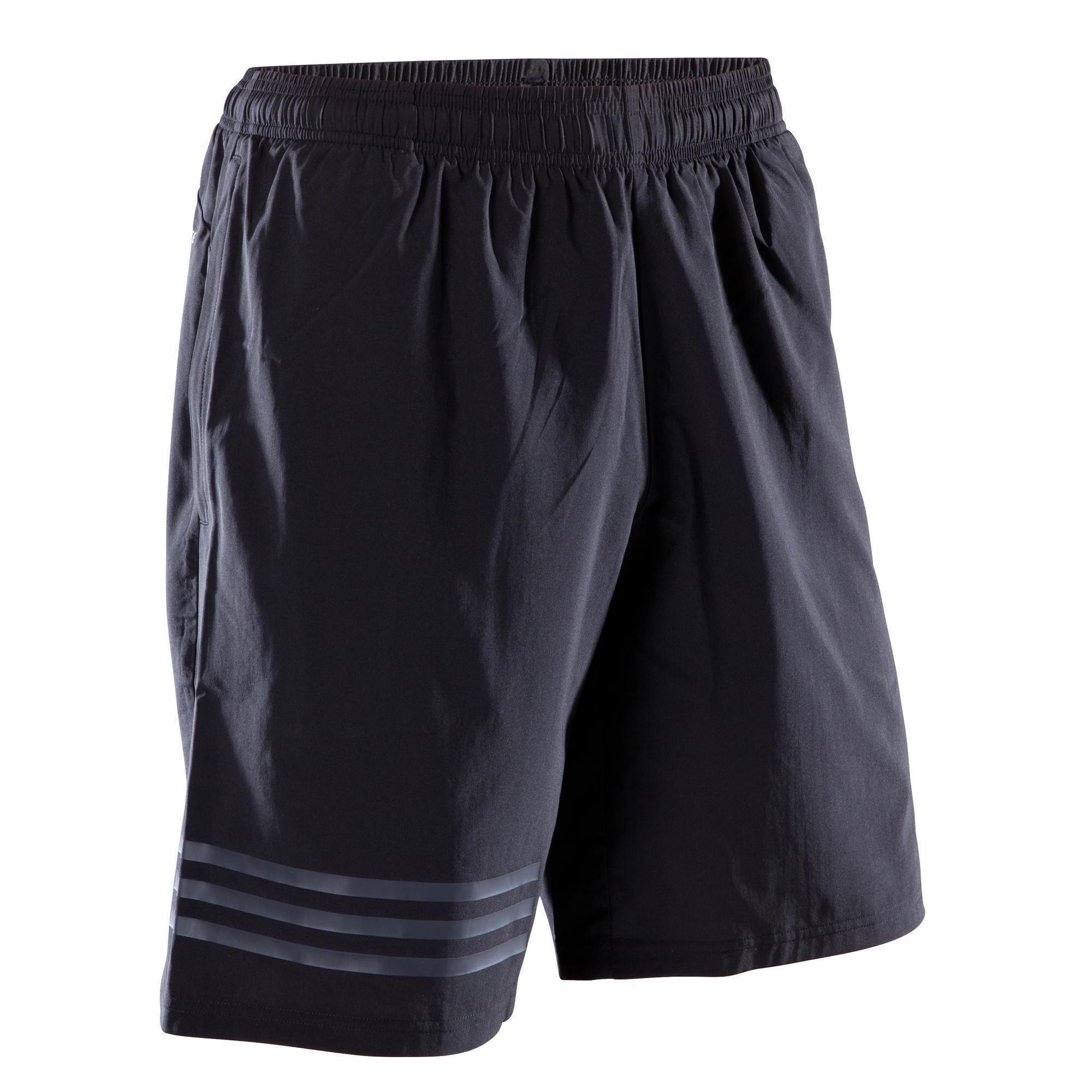 Adidas Sportbroekje fitness Adidas 4KRTF voor heren, zwart