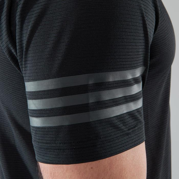 Camiseta fitness cardio-training ADIDAS hombre Freelift negro Adidas ... 068a9bf3a17ff