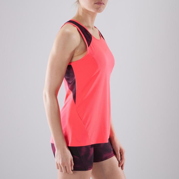 Débardeur fitness cardio femme 500 Domyos - 1411624