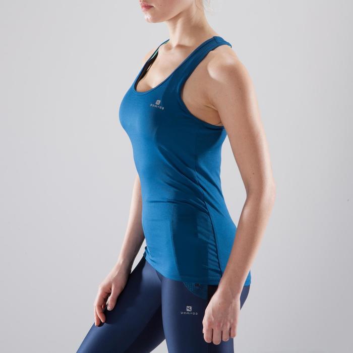 Débardeur fitness cardio femme MY TOP - 1411644