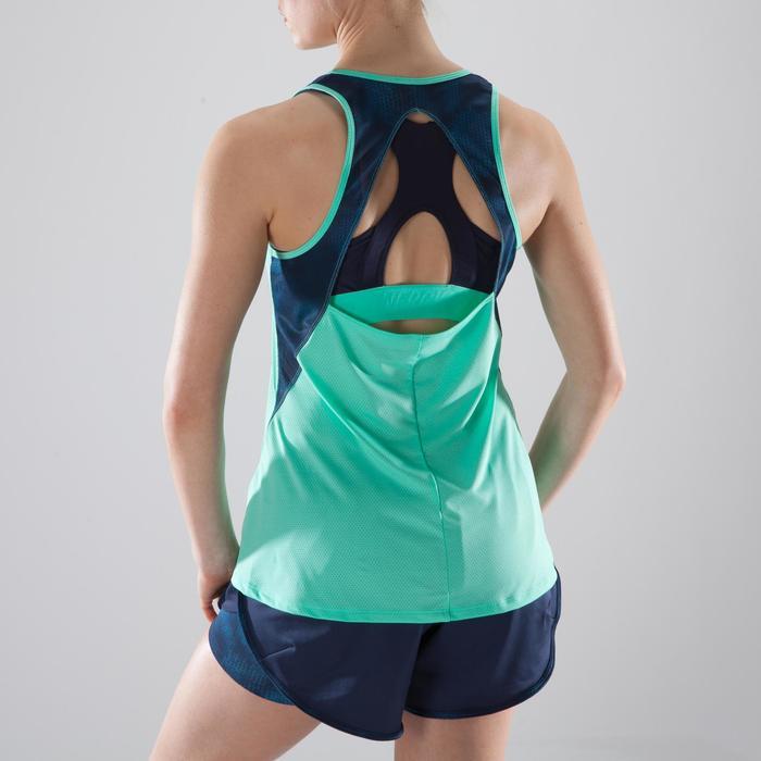 Débardeur fitness cardio femme 500 Domyos - 1411647