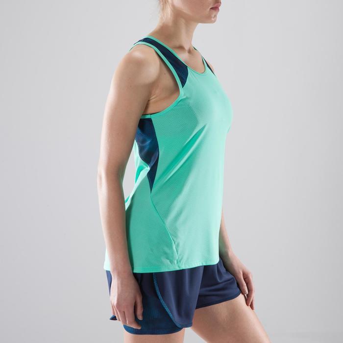 Débardeur fitness cardio femme 500 Domyos - 1411655