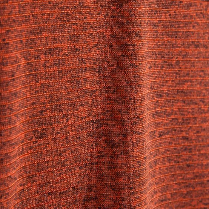 T-shirt fitness cardio-training homme FREE LIFT orange - 1411694