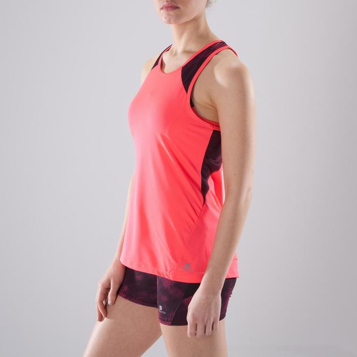 Débardeur fitness cardio femme 500 Domyos - 1411736