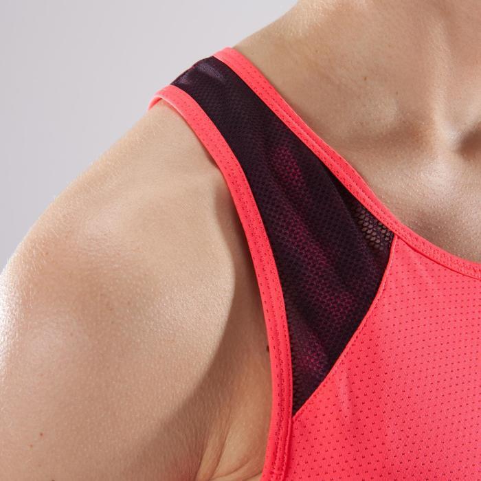 Débardeur fitness cardio femme 500 Domyos - 1411776