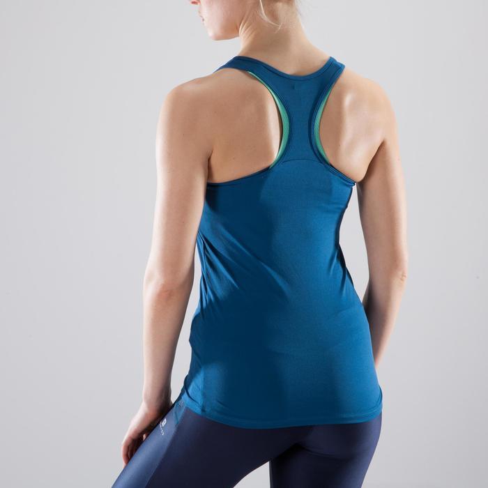Top My Top 100 Fitness Cardio Damen blau