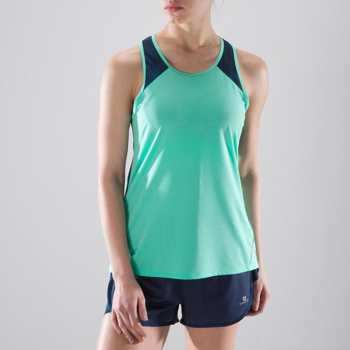 Débardeur fitness cardio femme 500 Domyos - 1411814
