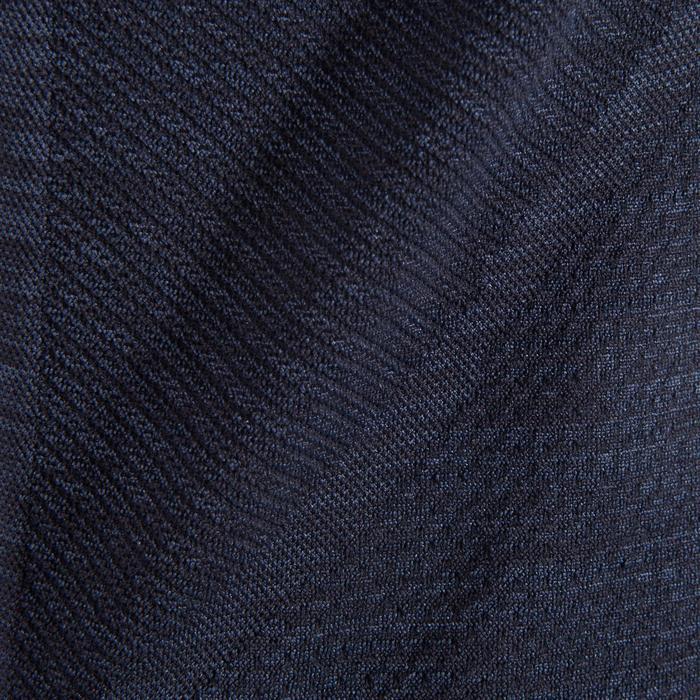 T-shirt fitness cardio homme  FTS900 gris foncé - 1411834