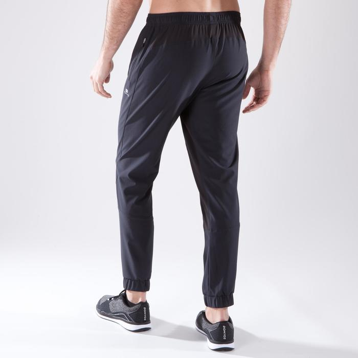 Pantalón de fitness cardio hombre FPA500 negro