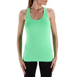 Fitnesstop My Top voor dames, voor cardiotraining - 141191