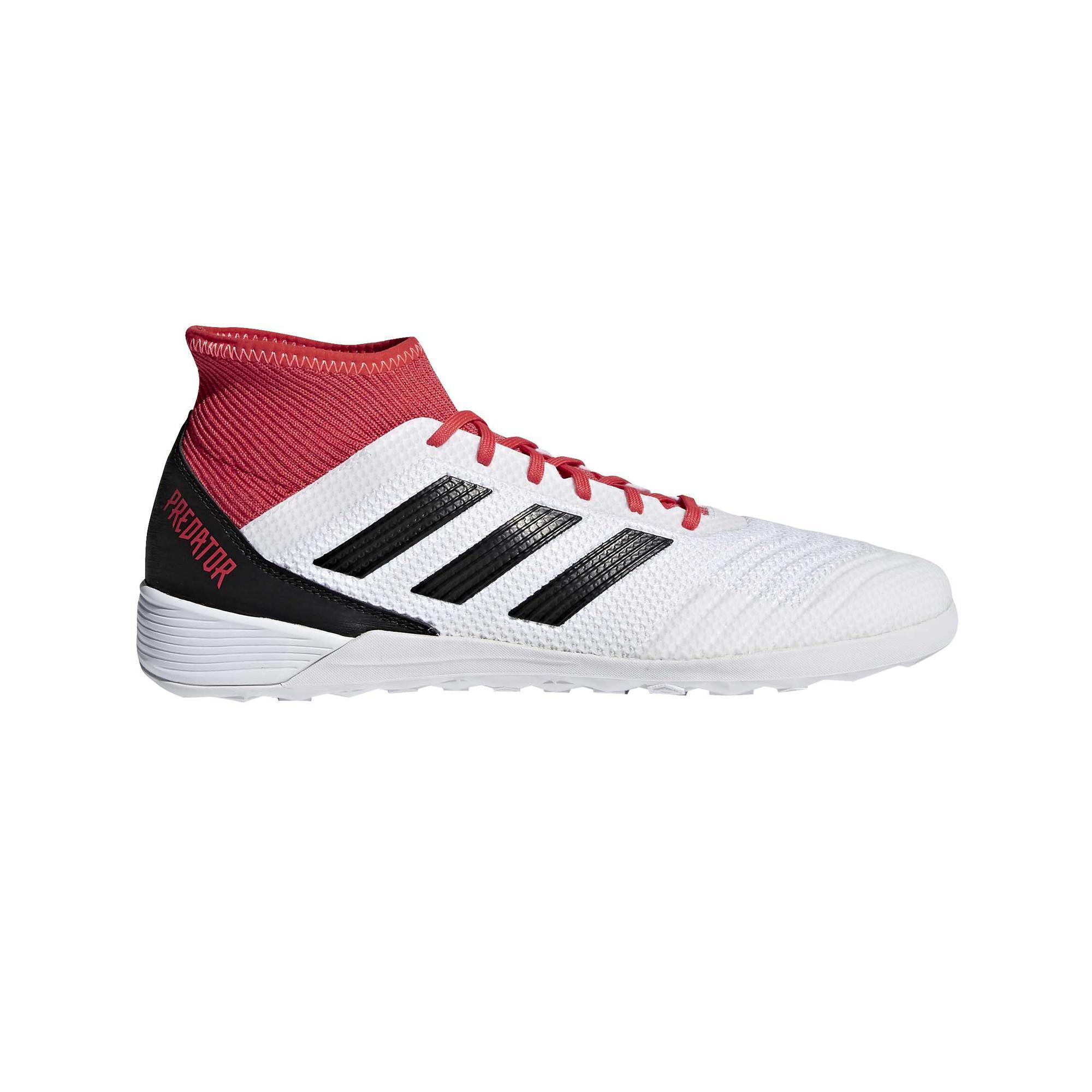 Adidas Zaalvoetbalschoenen Predator 18.3 volwassenen wit