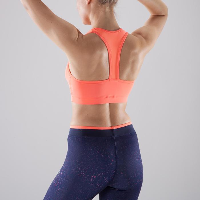 Brassière fitness cardio-training femme 100 - 1411962