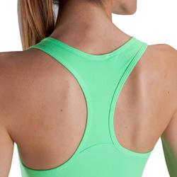Fitnesstop My Top voor dames, voor cardiotraining - 141202