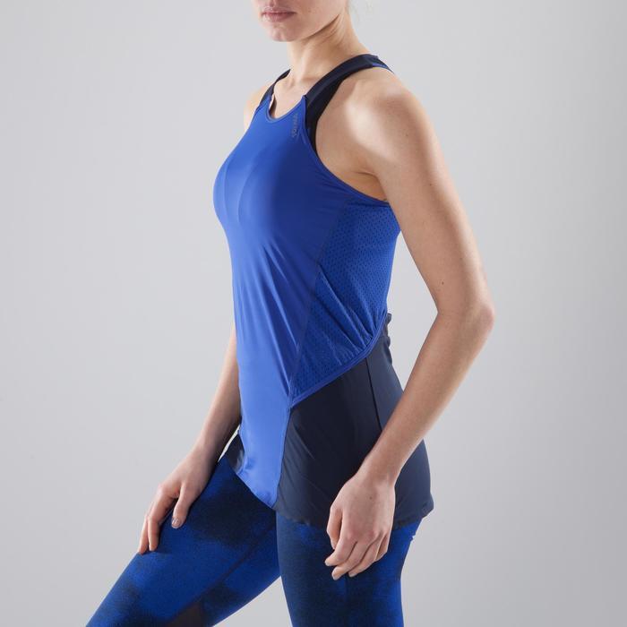 Débardeur fitness cardio-training femme 900 - 1412023