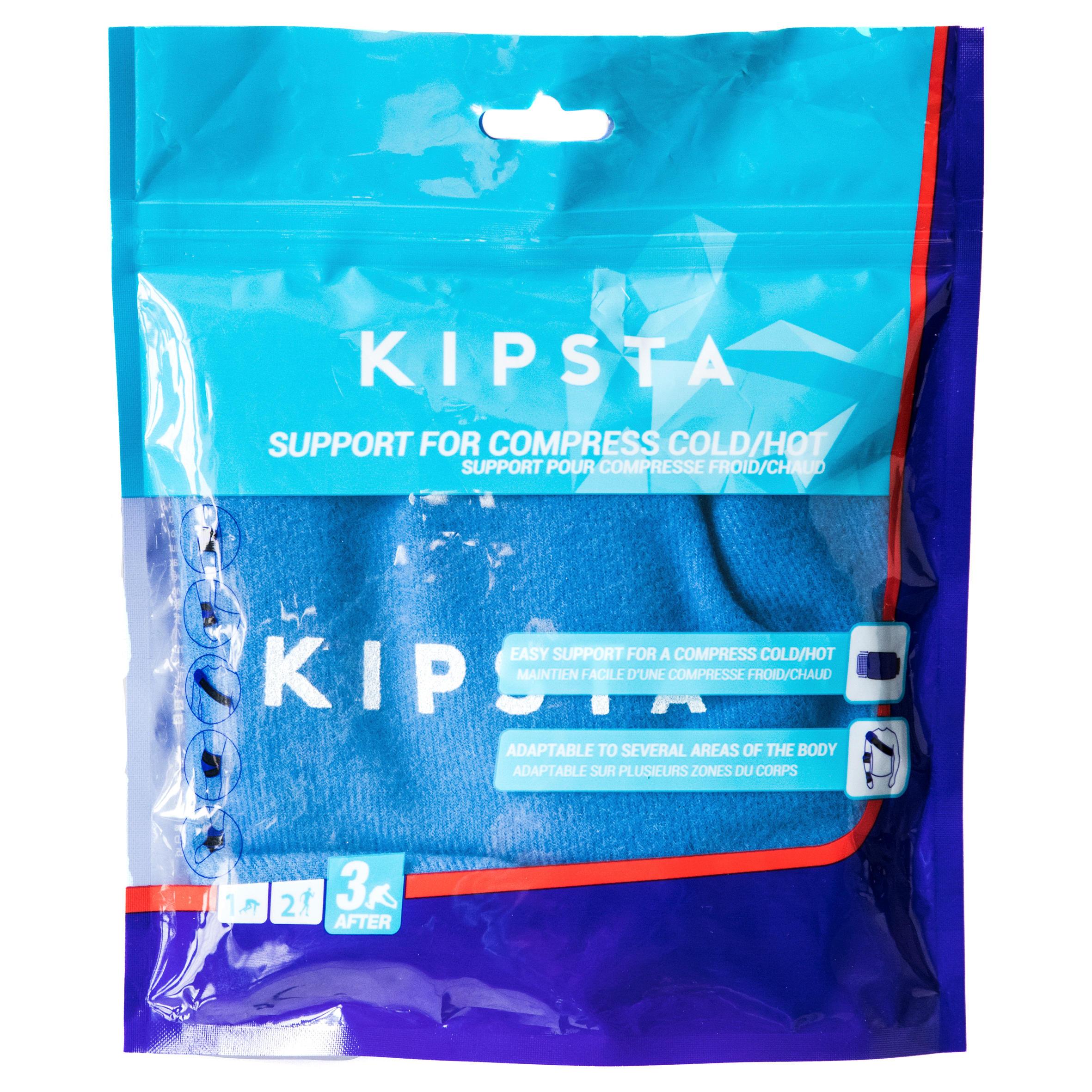 Kipsta Steun voor koude- of warmtekompres of instant coldpack voor kneuzingen