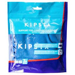 Steun voor koude- of warmtekompres of instant coldpack voor kneuzingen