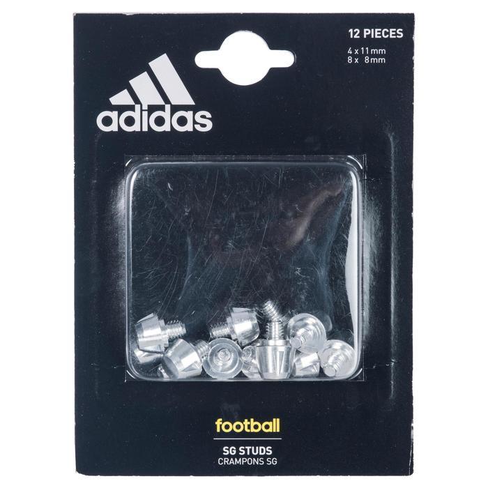 Tacos de rugby Adidas Aluminio 8-11 mm