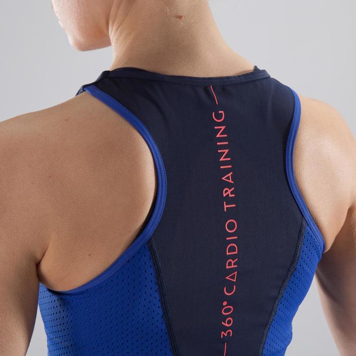 Débardeur fitness cardio-training femme 900 - 1412198