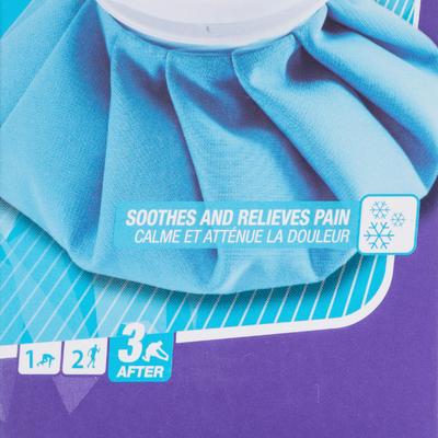 جيب الثلج الساخن/البارد - أزرق